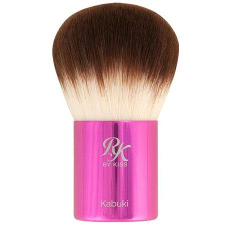 RK by Kiss Pincel  para Maquiagem Kabuki (RMUB01BR)