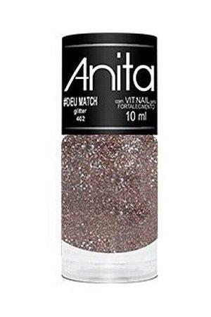 ANITA Esmalte Glitter #Deu Match 10ml