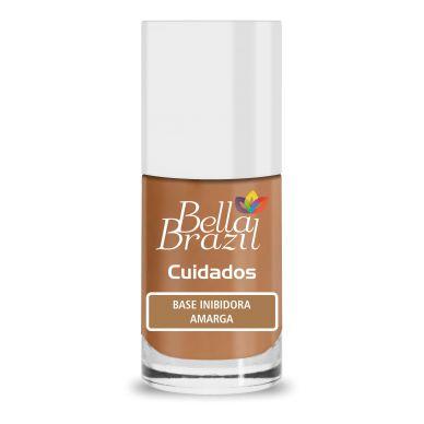 Bella Brazil Esmalte Cuidados Base Inibidora Amarga 8ml