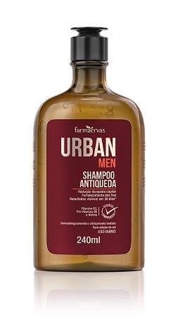 Urban Men Shampoo Antiqueda 250ml