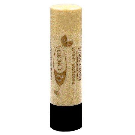 VULT QCacau Protetor Labial com Manteiga de Cacau e Karite 4g