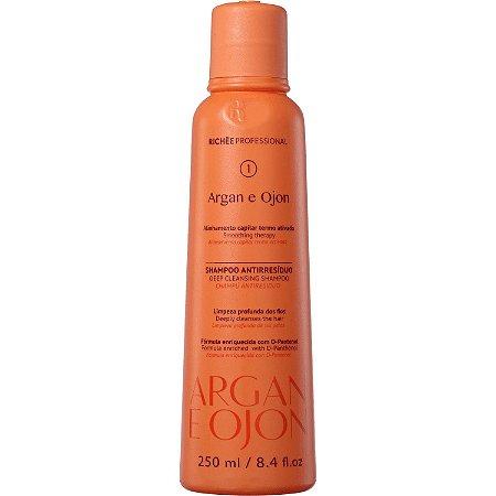 Richée Argan e Ojon Shampoo Antirresíduos 250ml