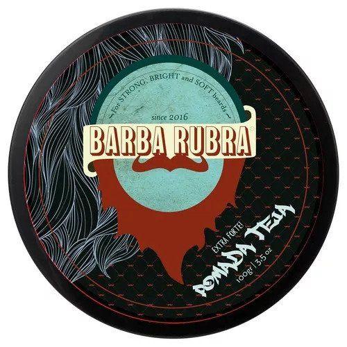 Barba Rubra Pomada Teia Extra Forte 100g