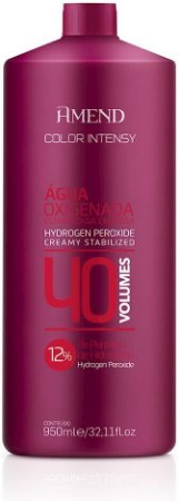 AMEND Color Intensy Água Oxigenada 40 volumes 950ml