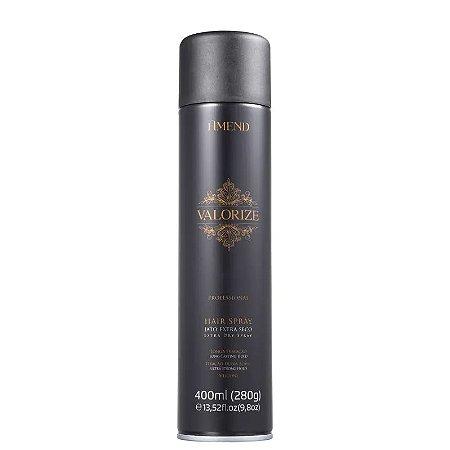 AMEND Valorize Hair Spray Fixação Ultra Forte 400ml