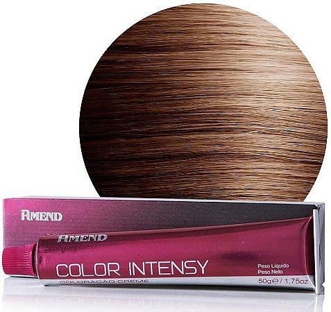 AMEND Color Intensy Coloração 7.7 Louro Médio Marrom