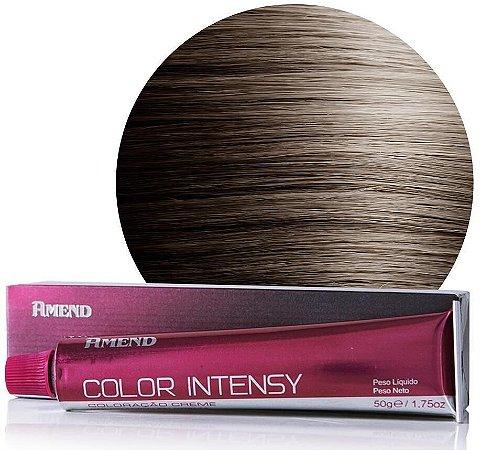 AMEND Color Intensy Coloração Permanente 6.1 Louro Escuro Acinzentado