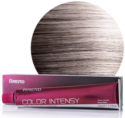 AMEND Color Intensy Coloração Permanente 0.1 Cinza Intensificador