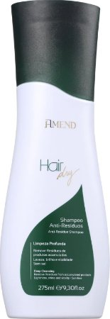 AMEND Hair Dry Shampoo Anti-resíduos 275ml