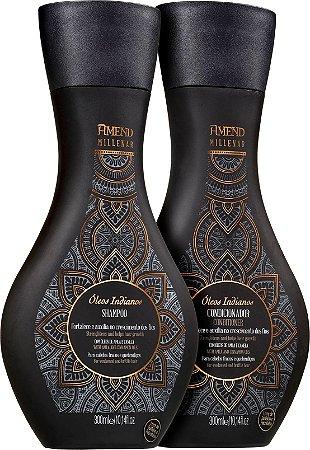 Amend Millenar Óleos Indianos Shampoo + Condicionador 300ml