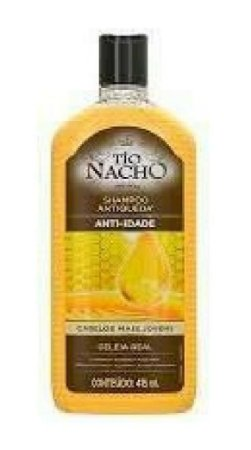 TIO NACHO Antiqueda Anti-idade Shampoo 415ml