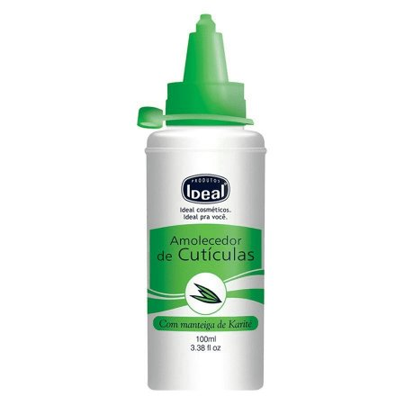IDEAL Amolecedor de Cutículas com Manteiga de Karité 100ml