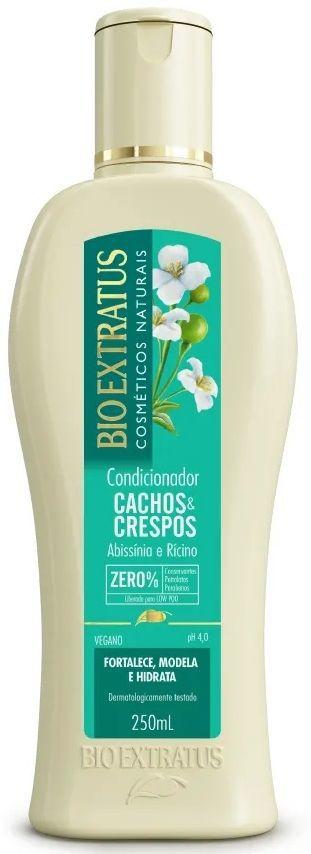 BIO EXTRATUS Cachos & Crespos Condicionador 250ml