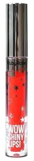 RUBY ROSE Gloss Labial Wow Shiny Lips! HB-8218 cor 48