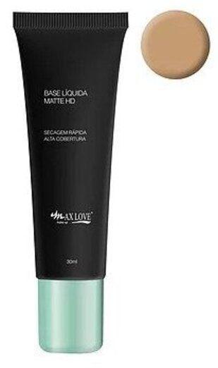 MAX LOVE Base Líquida Matte HD 11 30ml