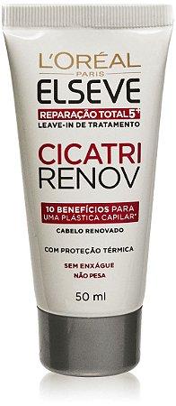 ELSEVE Reparação Total 5+ Cicatri Renov Leave-in de Tratamento 50ml