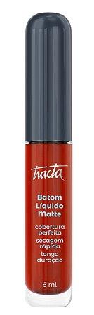 TRACTA Batom Líquido Matte Marrocos 45 6ml