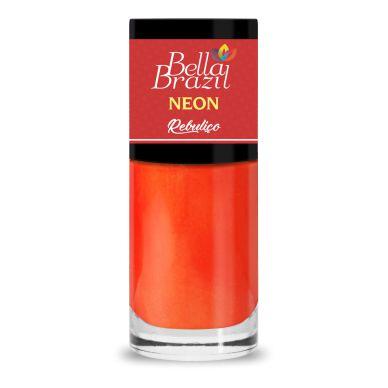 BELLA BRAZIL Esmalte Neon Rebuliço 9ml