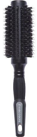 MARCO BONI Escova Profissional para Cabelo Thermal Metallic Black Edition 64mm (7313)
