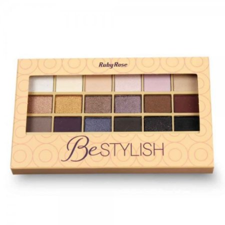 RUBY ROSE Paleta de Sombras Be Stylish HB-9918