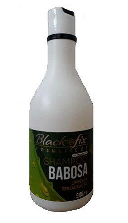 BLACK FIX Babosa Shampoo 500ml