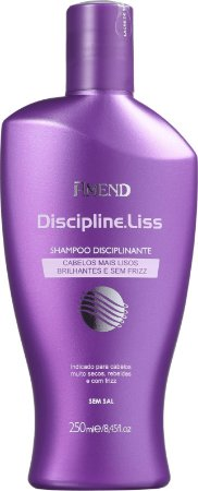 AMEND Discipline.Liss Shampoo Disciplinador 250ml