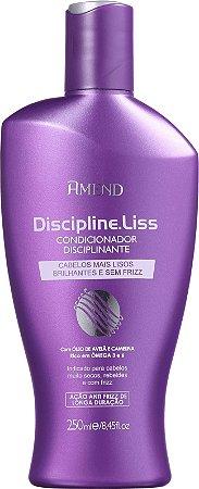 AMEND Discipline.Liss Condicionador Disciplinador 250ml
