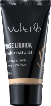 VULT Base Líquida Efeito Natural cor 02 25ml