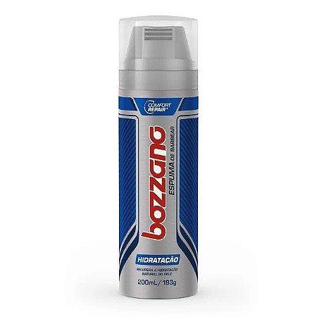 BOZZANO Espuma de Barbear Hidratação 193g