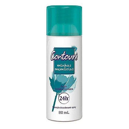 CONTOURÉ Desodorante Minhas Memórias Spray 80ml