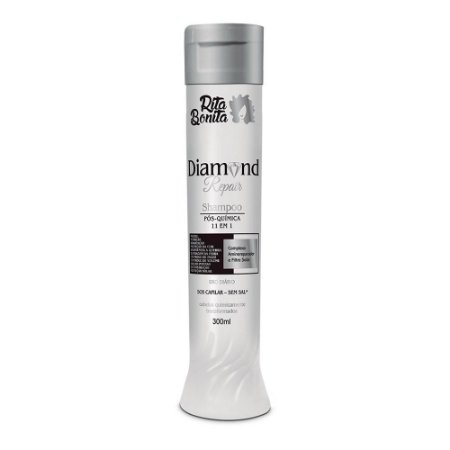 RITA BONITA Diamond Repair Shampoo Pós Química 300ml