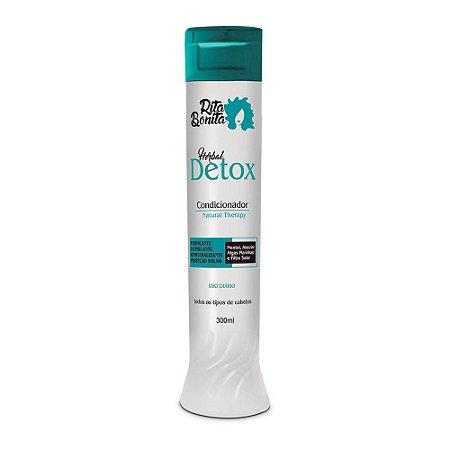RITA BONITA Herbal Detox Condicionador 300ml