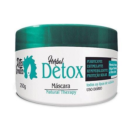 RITA BONITA Herbal Detox Máscara Capilar 250g