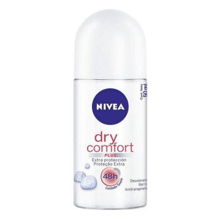 NIVEA Desodorante Roll On Dry Comfort 50ml