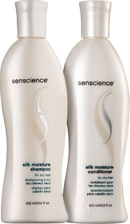 SENSCIENCE Silk Moisture Kit Shampoo + Condicionador 300ml