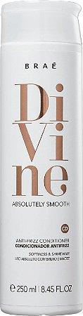 BRAÉ Divine Condicionador Antifrizz 250ml