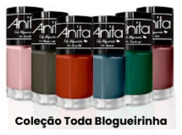 ANITA Esmalte Toda Blogueirinha Coleção