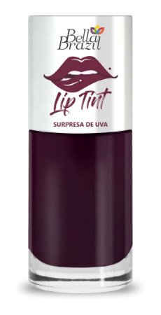 BELLA BRAZIL Lip Tint Surpresa de Uva 9ml