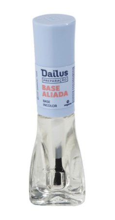 DAILUS Base Incolor Vegano Base Aliada 8ml