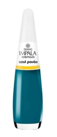 IMPALA Esmalte Cremoso Azul Pavão 7,5ml