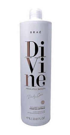 BRAÉ Divine Shampoo Antifrizz 1l