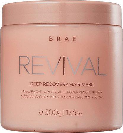 BRAÉ Revival Máscara Capilar de Reconstrução 500g