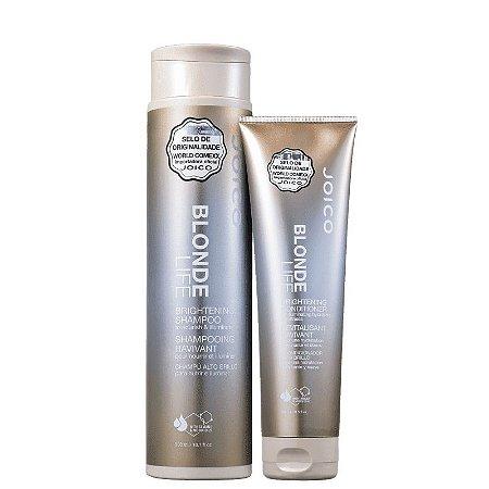 JOICO Blonde Life Kit Shampoo 300ml + Condicionador Iluminador 250ml