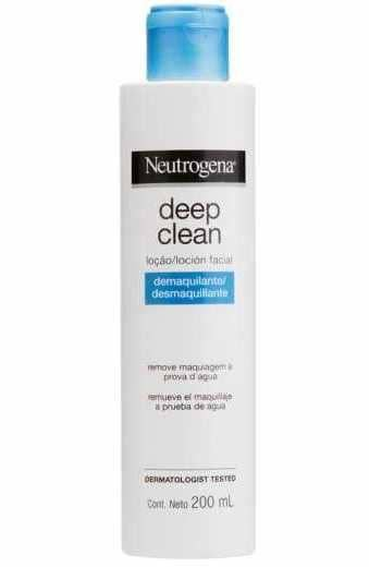 NEUTROGENA Deep Clean Loção Facial Demaquilante 200ml