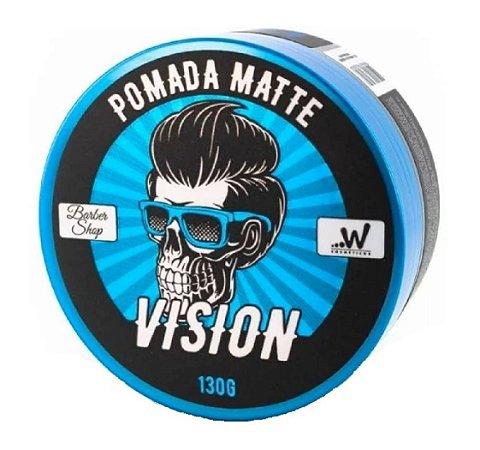 VISION Pomada Modeladora Barber Shop Matte 130g