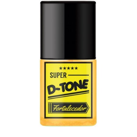 TOP BEAUTY SOS Unhas Base Fortalecedora Super D-Tone Fortalecedor 7ml
