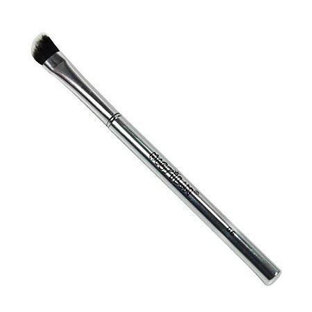 MACRILAN Pincel para Sombra Chanfrado Silver S-06