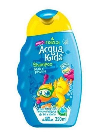 ACQUA KIDS Praia e Piscina Shampoo Vegano 250ml