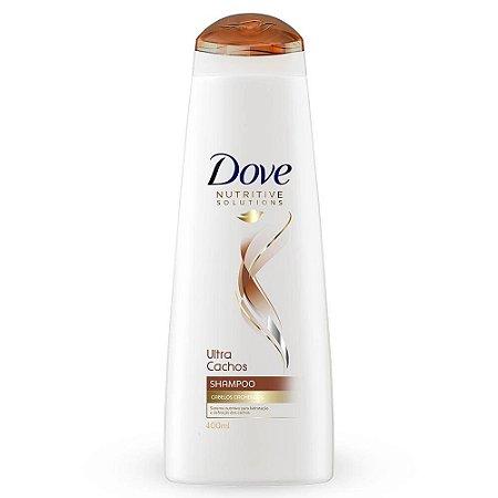 DOVE Ultra Cachos Shampoo 400ml