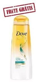 DOVE Nutrição Óleo-Micelar Shampoo 400ml